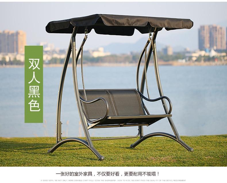 Schommelstoel Op Balkon : Balkon swing opknoping schommelstoel hot selling luxe europese
