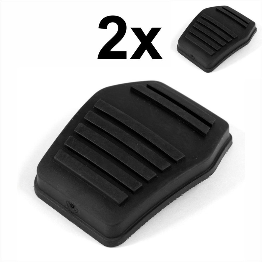 2pcs Brake Clutch Pedal Pad Rubber Cover Direct Replacement Car Ford Transit Mk6 Fuse Box Accessories For Mk7 2000 2014 In Pedals From Automobiles Motorcycles