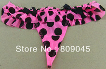 אקראי סגנון צבע גודל סקסי תחתונים/תחתוני נשים/הלבשה תחתונה/ביקיני תחתוני הלבשה תחתונה מכנסיים/חוטיני נשים DZ0246 36pcs