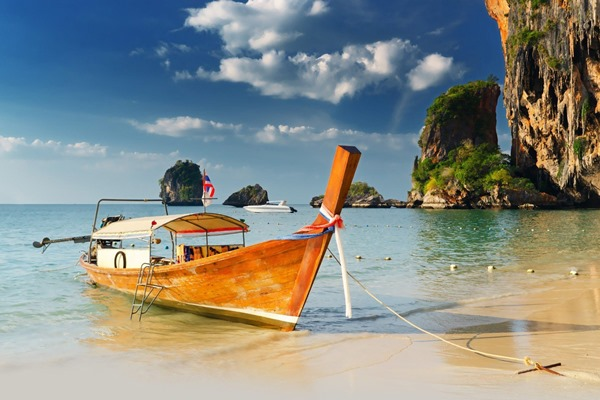 nature Thailand seaside Thai sea beaches 4 Sizes Home Decoration Canvas  Poster Print