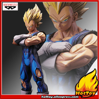 100% Original Banpresto GRANDISTA Collection Figure SUPER SAIYAN VEGETA Manga Dimensions from Dragon Ball Z