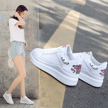 Summer 2019 new Korean version Baitao small white shoes leisure high breathable running sneakers sandalen dames