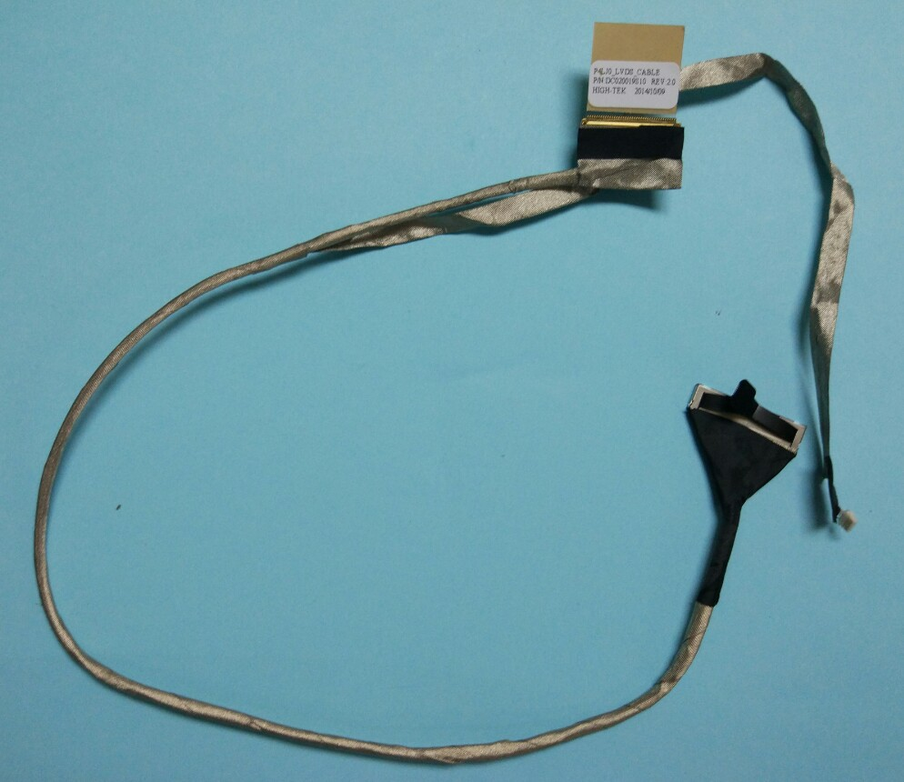 New Screen LVDS Cable For ACER Aspire  4830 4830T 4830G 4830TG  P/N DC020019S10 Free shipping