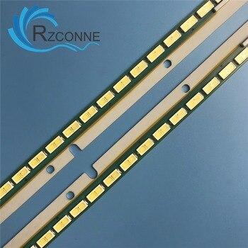 2pcs 605mm LED Backlight Lamp strip 72leds for Skyworth tv 55E790U Light Bar 6916L1745A 6916L1746A Aluminum 6922L-0087A