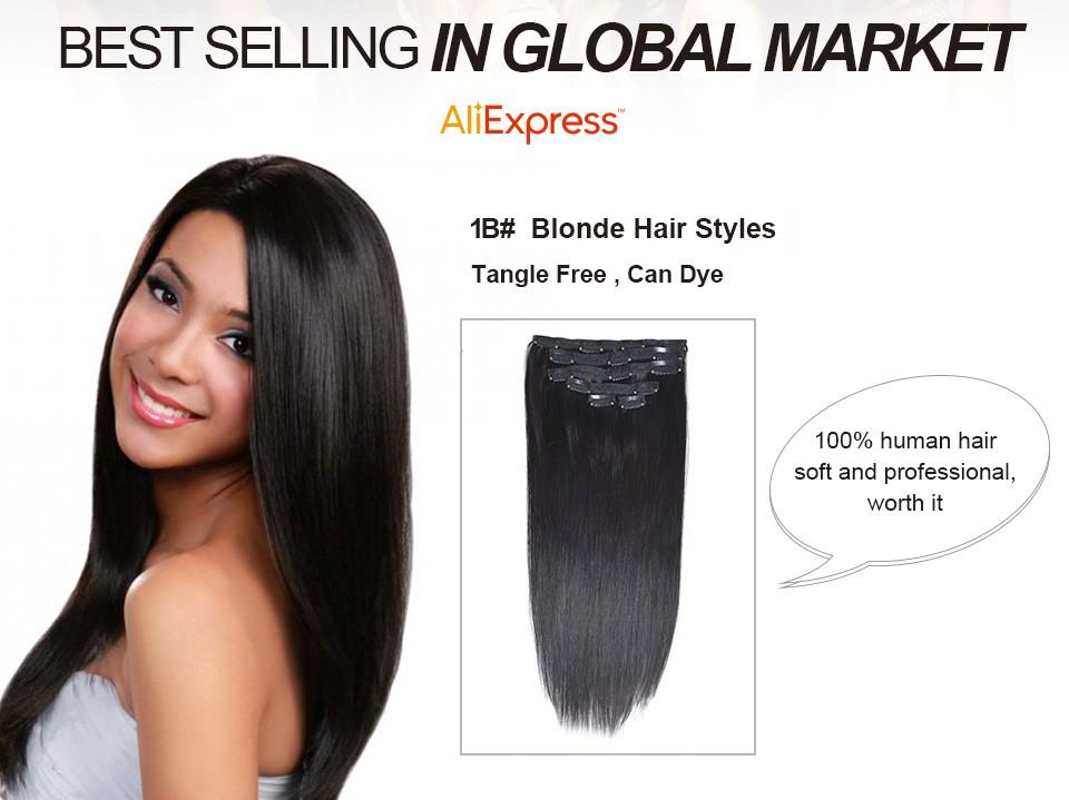 1B-clip in human hair  (2)
