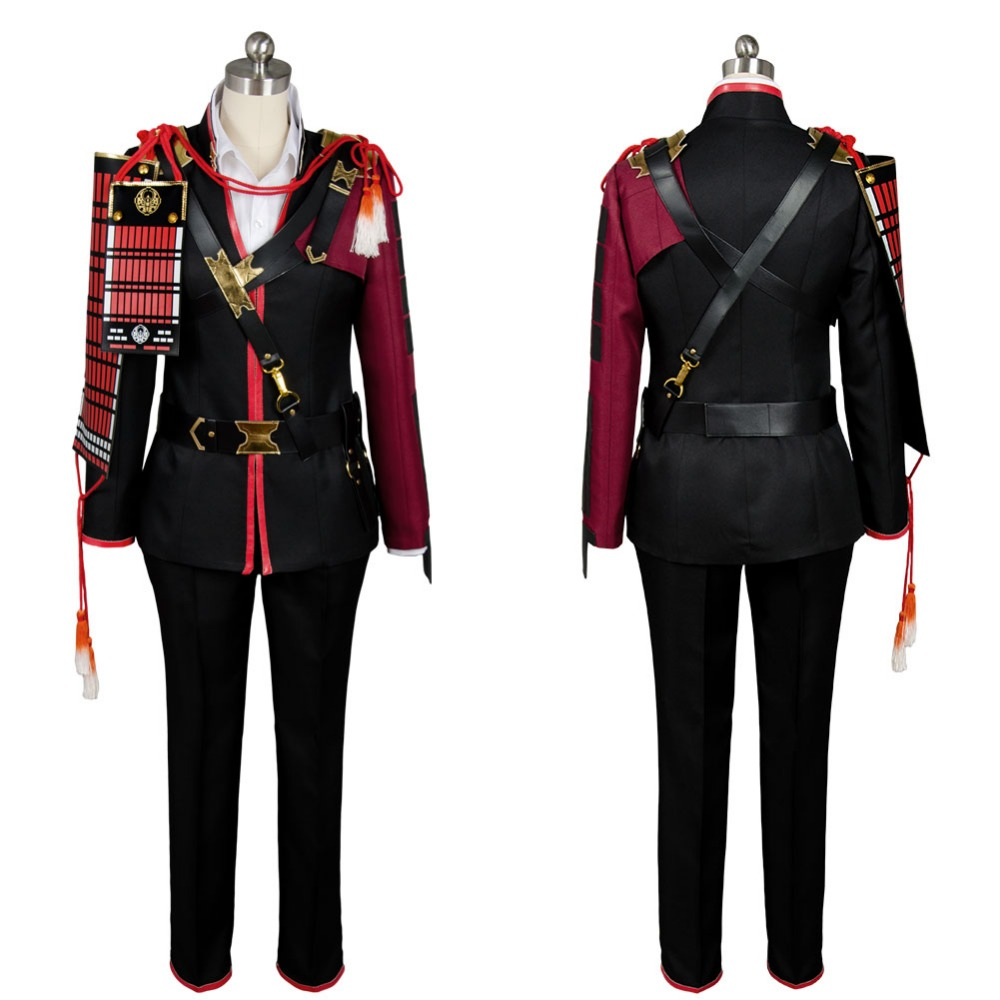 Touken Ranbu online Cosplay Ookanehira Costume Full Set Uniform Costume Carnival Halloween Costumes