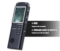 Audio Digital Voice Recorder MP3 Music Player