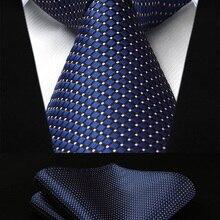 """Галстук в горошек, в клетку, в полоску, в клетку, новинка 3,"""", шелк, жаккард, тканый классический мужской галстук# H9"""