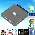 Nuevo 5 UNIDS Nueva TX8 Android 6.0 Octa core Set top box Amlogic S912 2G 32G Android TV Box HDMI H.265 WIFI Media Player Smart tv caja