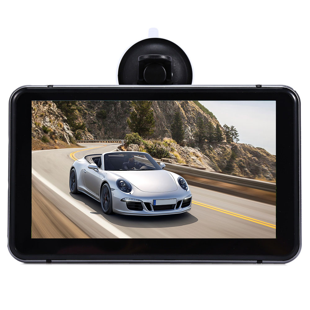 GPS Car DVR 7 inch Android 4.4 Quad Core 5-point Touch Screen Camera Recorder with Map Support Bluetooth WiFi FM Transmitter TF hot 7 inch android 4 0 quad core car gps navigation with dvr recorder 1080p 8g media player fm transmitter support wifi igo map