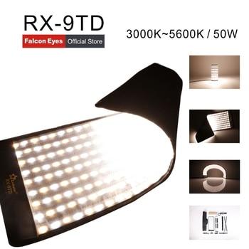 Link Star 50W Photo Light Portable LED Photo Light 252pcs Flexible LED Photo Light RX-9TD