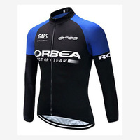 New Orbea Cycling Jerseys Cycling Clothing Long Sleeve Bicycle Shirt Ropa Ciclismo Hombre Breathable Men Mountain