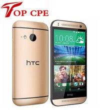 """M8 MiNi Оригинальный HTC One Mini 2 Кач Ядро 4.5 """"Сенсорный экран 16 ГБ хранения 13MP Камера WI-FI GPS 3G4G LTE Android Восстановленное Телефон"""