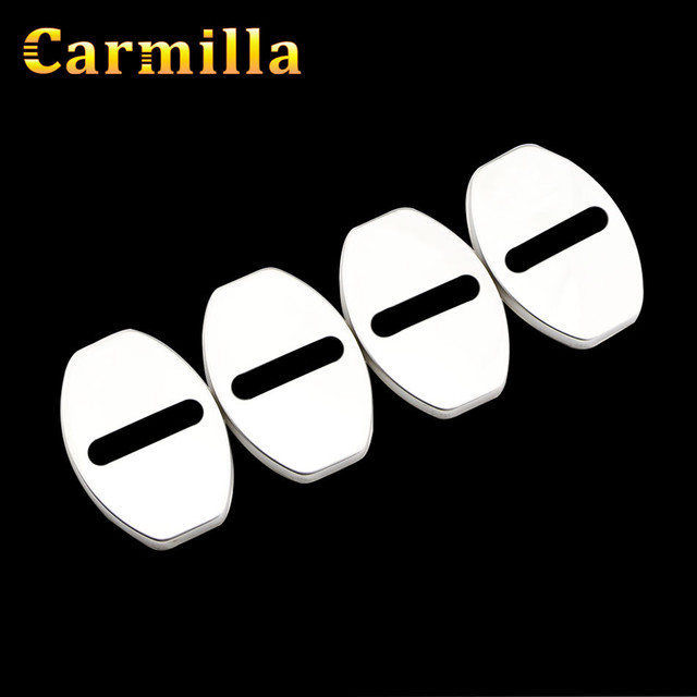 Carmilla CAR-STYLING DOOR CHECKS COVER DOOR LOCK PROTECTING COVER FIT FOR VW POLO GOLF  sc 1 st  AliExpress.com & Carmilla CAR STYLING DOOR CHECKS COVER DOOR LOCK PROTECTING COVER ...