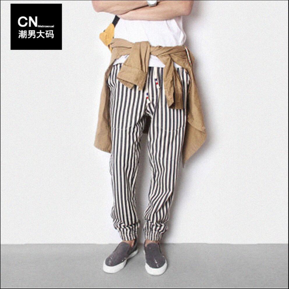 3f8c833270a8e4 ヾ(^▽^)ノHOT 2019 Nouveau Hommes noir et blanc bande verticale ...