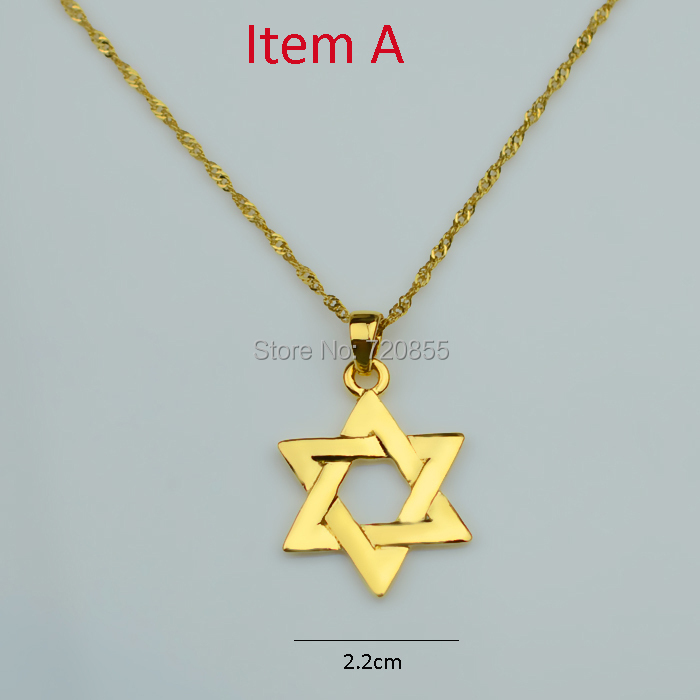 Buy hexagram pendant necklaces women for Star of david necklace mens jewelry