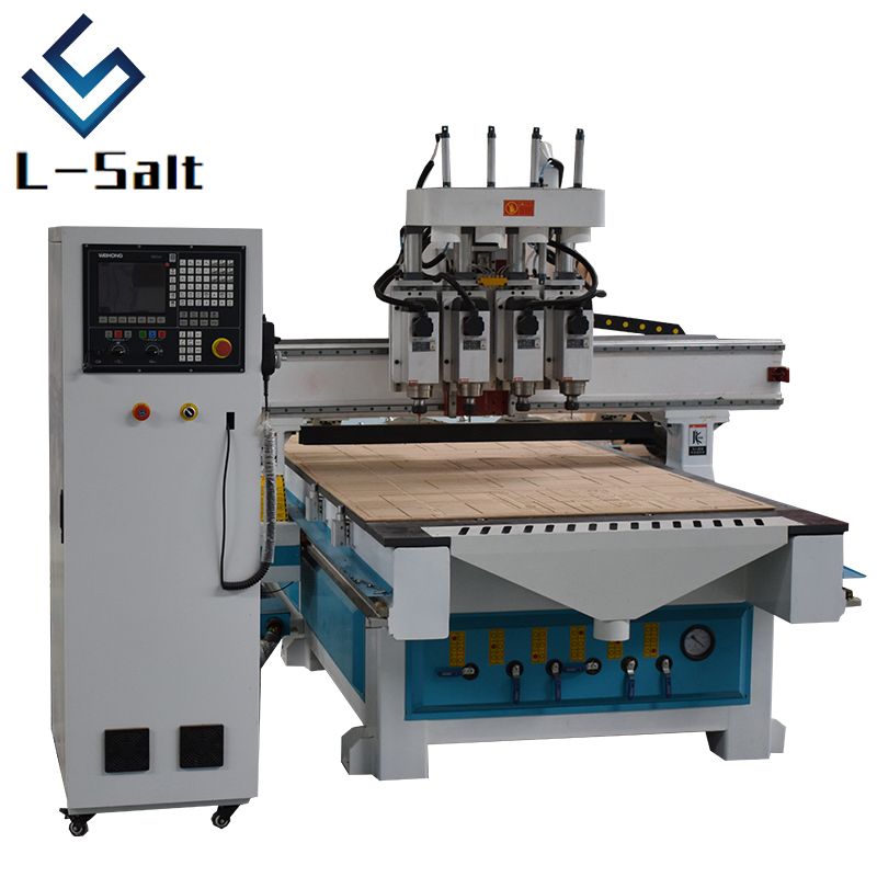 Router Table CNC Wood Carving Machine , CNC Machine Router For MDF, Aluminum Composite Panel