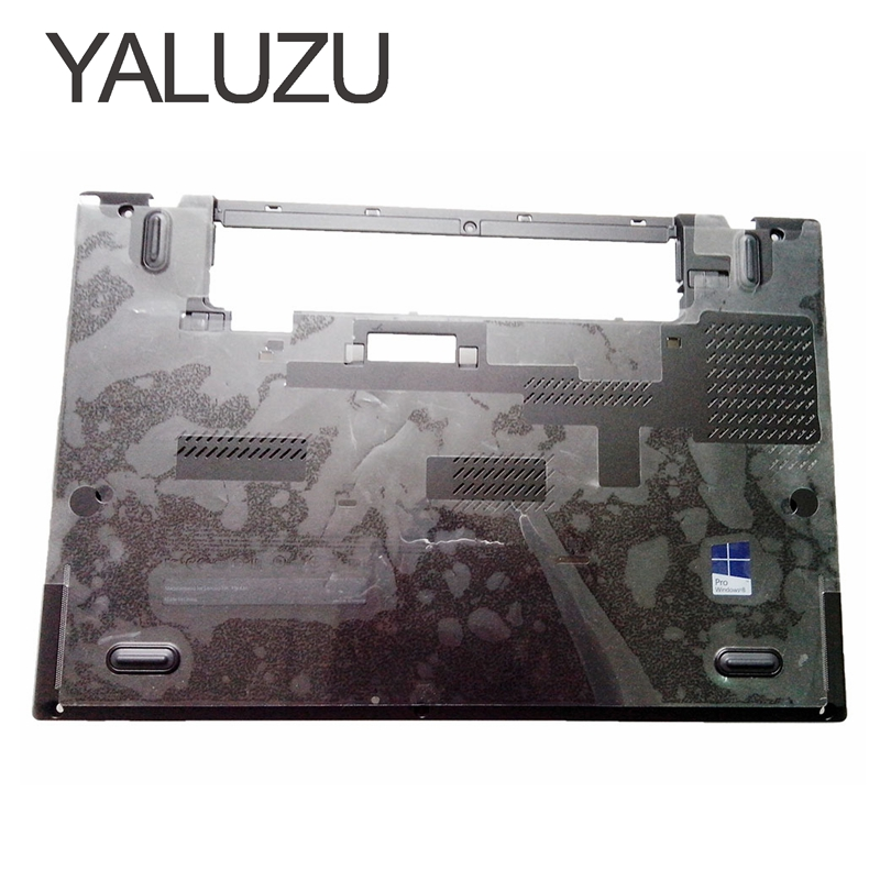 YALUZU new for Lenovo ThinkPad <font><b>T440S</b></font> Base Bottom <font><b>Cover</b></font> Lower Case With Dock 04X3988 image
