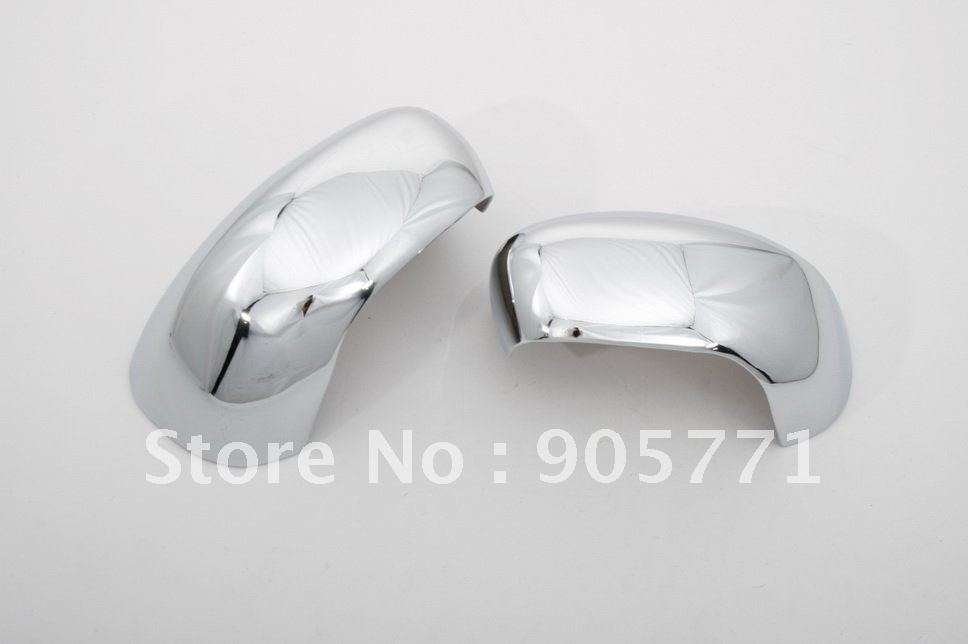 High Quality Chrome Mirror Cover for Chrysler 300C free shipping