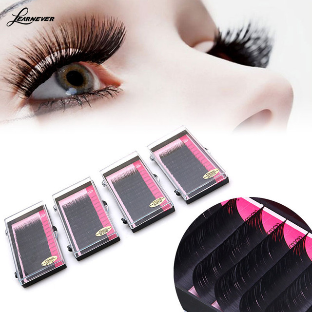 225834fb565 Mink Blink Lashes Tray Lash 0.01mm C D Curl Fr Individual Eyelash Extensions  M02600