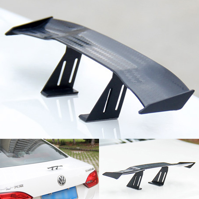 Auto Hatchback Lightweight GT Rear Spoiler Wing Racing For