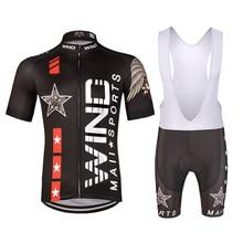Pro Camisa de Ciclismo 2016 Bicicleta MTB hombre ropa ciclismo Maillot ciclismo Roupas de Ciclismo Bicicleta Cruz Conjunto W8803