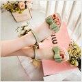 Мода рим стиль прекрасный бабочкой стрэп widges пряжки патент натуральная кожа летние сандалии для женщин падения shippingMQ7