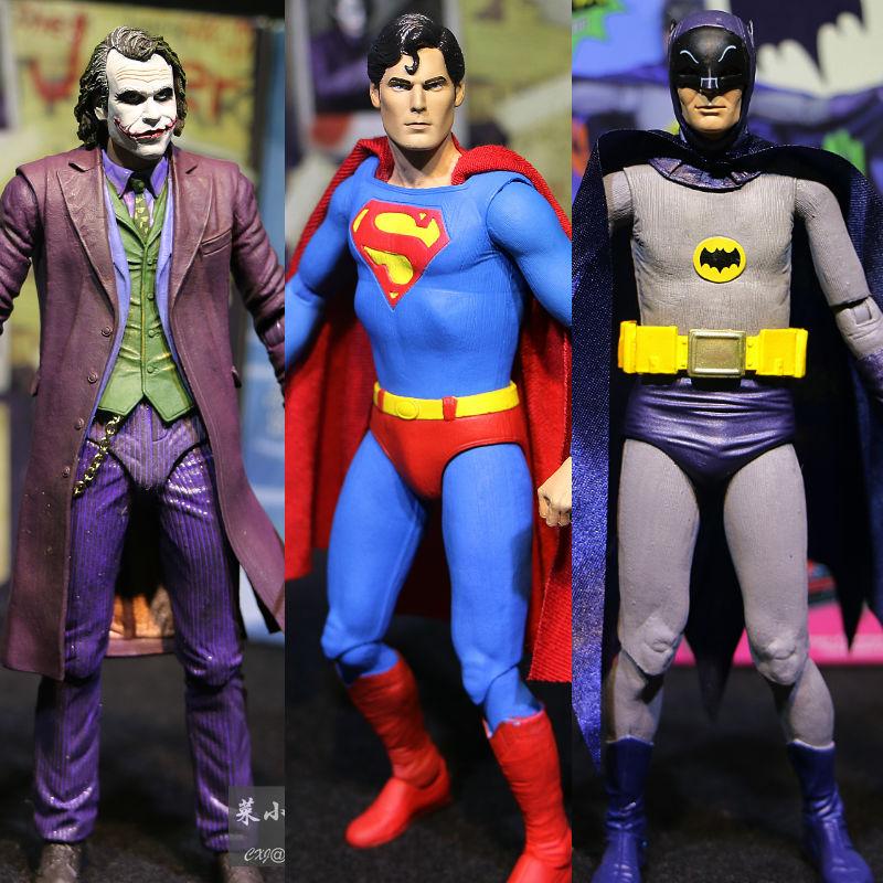 No Quarter Tvshow Time: Classic TV Series 1966 Batman Superman The Dark Knight The