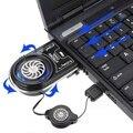 Notebook COOLER FAN Cooling Fan MINI ASPIRADORA USB DEL AIRE de EXTRACCIÓN de color negro FC