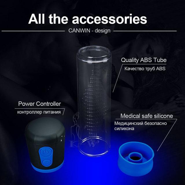 Automatic Penis Enlargement Vacuum Pump, Electric Penis Erection Pump