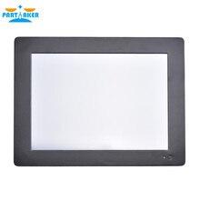 Z7 Fan Embedded touch screen panel pc 12.1 inch industrial panel pc i7 3537U 4G RAM 64G SSD