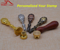 Old Fashioned Personalized Wax Seal Stamp For Individual Wedding Invitation Decoration Self DIY Sealing Stamp