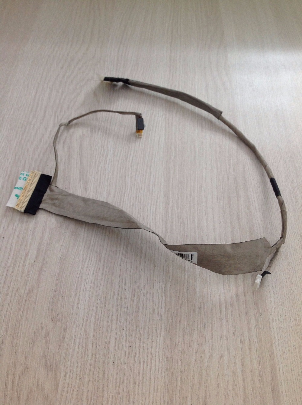 New LCD Video Flex Screen Data Cable Wire Line For Toshiba Satellite A500 A505D A505 Laptop DC02000UD00 KSKAE