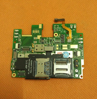 Used Original mainboard 2G RAM+16G ROM Motherboard for Blackview BV6000S MTK6737T Quad Core 4.7 HD Free shipping