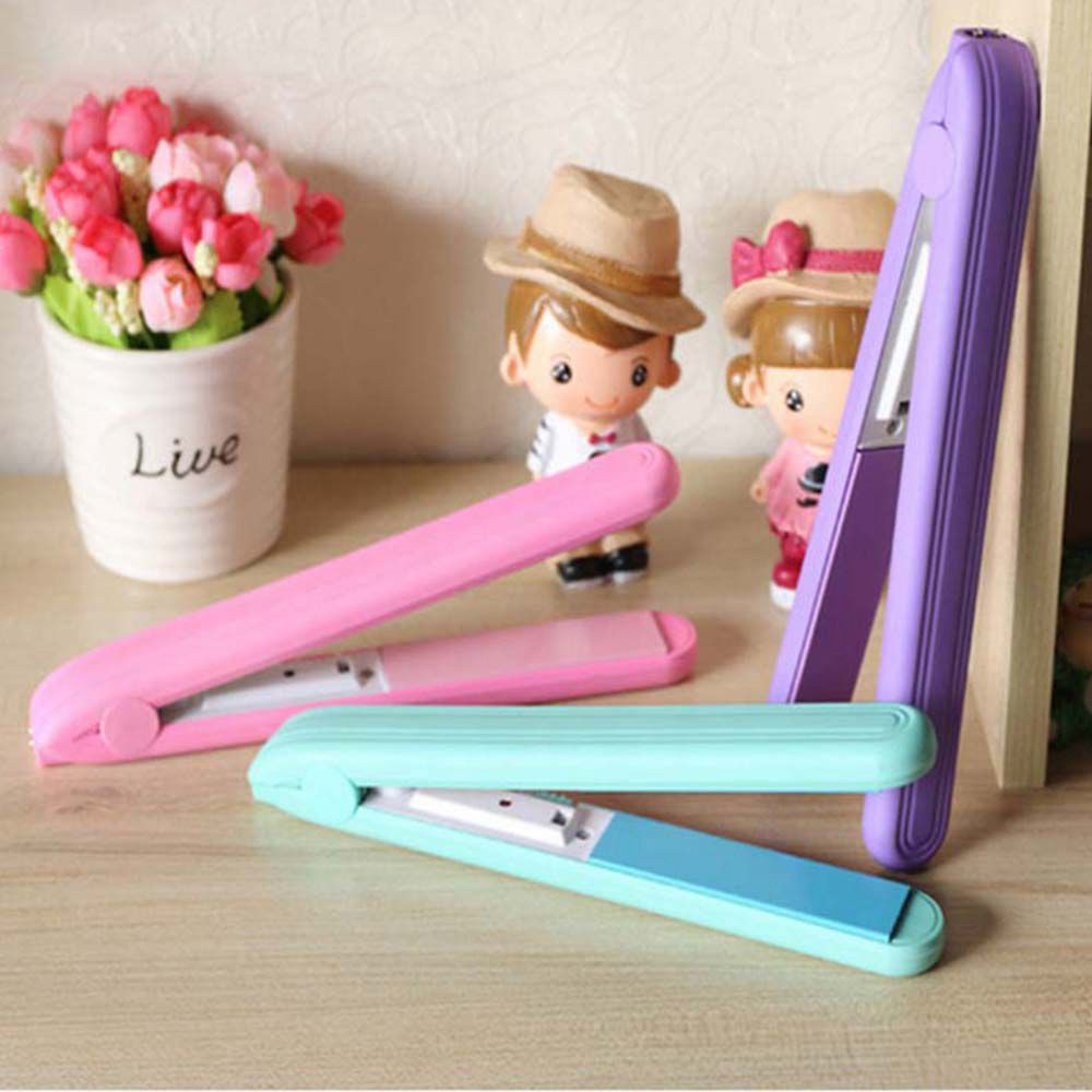 SURKER Mini Fruit Color Electric Plywood Dry & Wet Cute Professional Flat Iron Hair Straightener for Students Girl MS-5188(EU цена