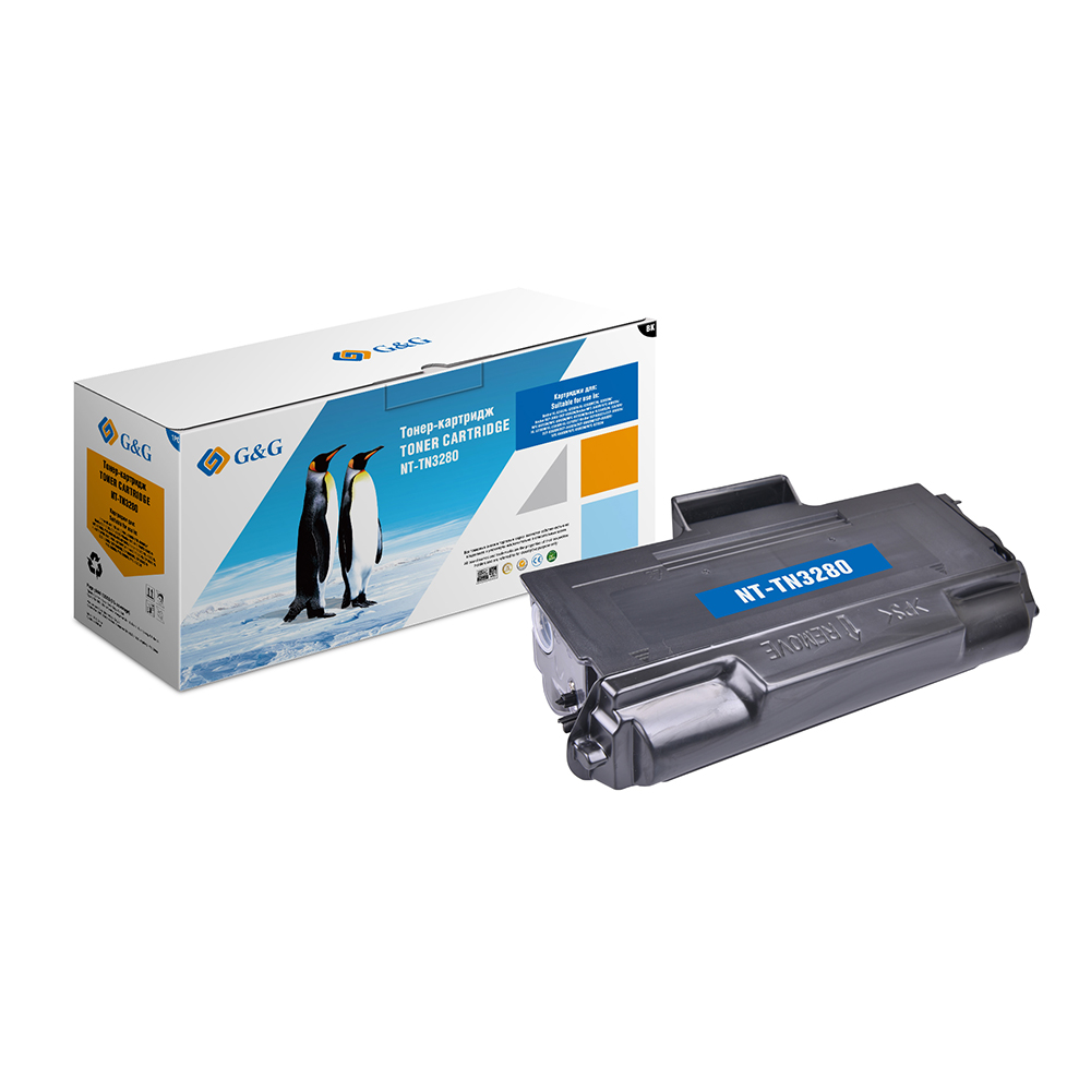 Computer Office Office Electronics Printer Supplies Ink Cartridges G&G NT-TN3280for Brother HL-5240-5380 DCP-8060-8890 MFC-8370