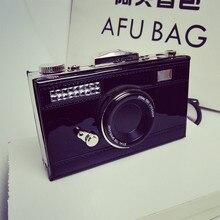 2017 europäischen und Amerikanischen kamera handtaschen personalisierte kleine tasche abendtasche einzelner kleine quadratische tasche