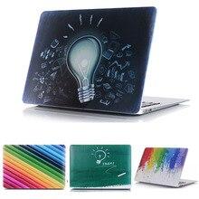 Color Gradient Marble Case for apple Macbook Air 11 13 Pro 15 Retina Matte Hard Laptop Protective case mac
