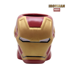 Marvel Avenger Ironman Mug Ceramics Cup Anime mugs Creative Mug Gifts