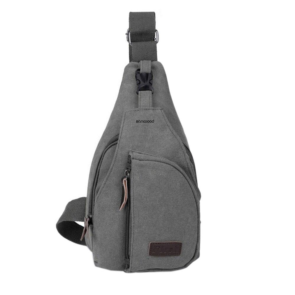 crossbody pequeno bolsa pacote peito Material do Forro : Nylon