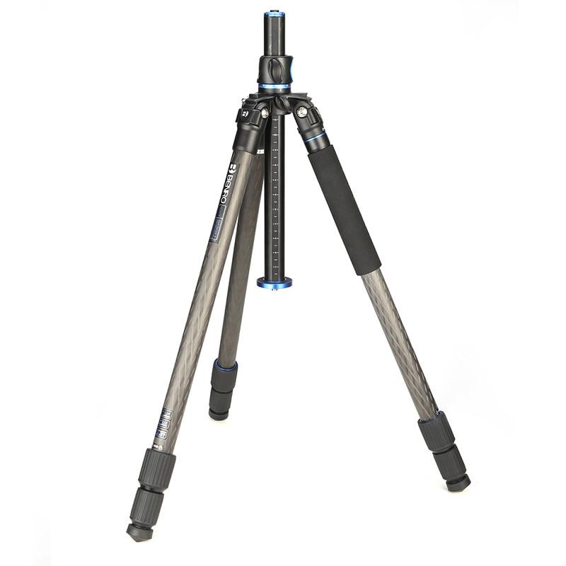 Benro GC269T Tripod Carbon Fiber Monopod Tripods For Camera Shooting Multi Camera Slider Film DHL Free Shipping dhl gopro benro a383ts6 tripod for video