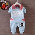 New 2017 Spring Baby Clothing Sets Children Boys  Kids Suits Tracksuits Cotton Long Sleeve Shirt + Pants