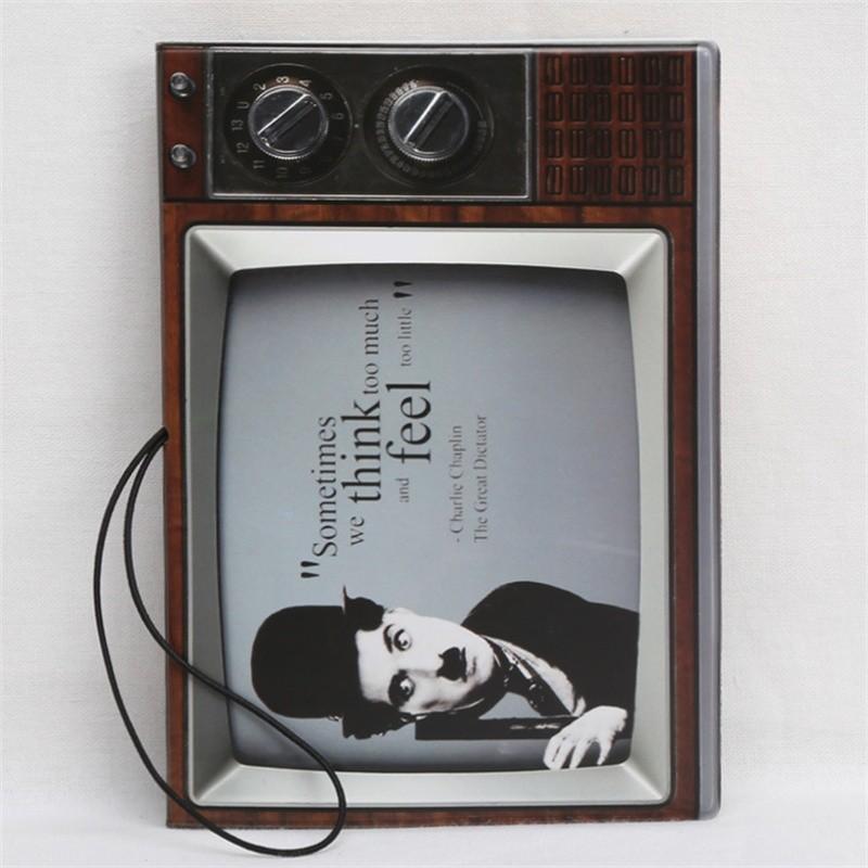 retrospective TV passport Holder