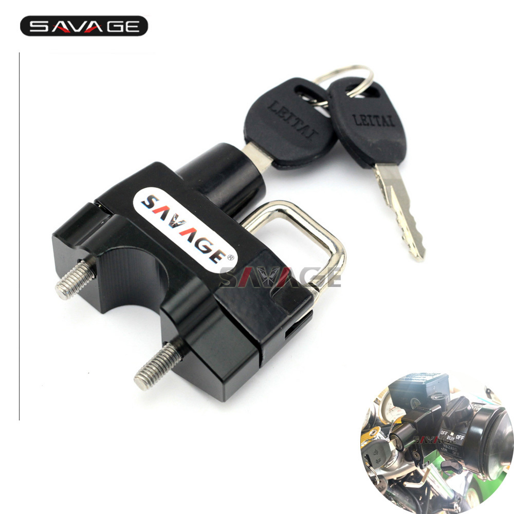 Helmet Lock For YAMAHA XV 125/250/400/500/535/700/750/920/1000/1100 Virago SRV 250 Renaissa Motorcycle Handlebar Clamp Cover car cell phone earphone sunglasses storage holder for audi a3 a4 a5 a6 a7 a8 b8 b6 b7 b5 c6 80 q7 q5 q3 100 s3 s4 s8 r8 sline tt
