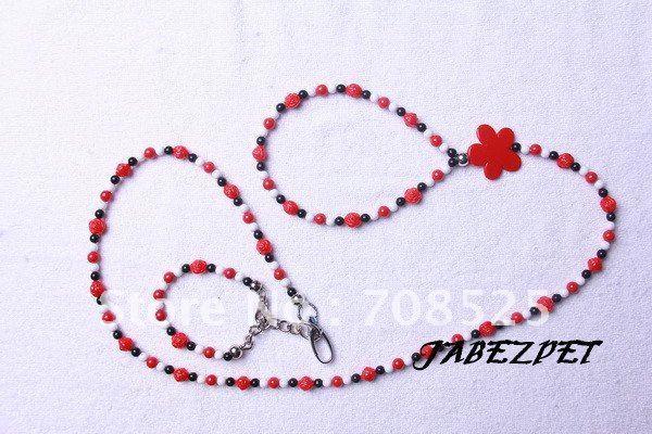 Free Shipping PET JEWELRYdog leash,dog collar,