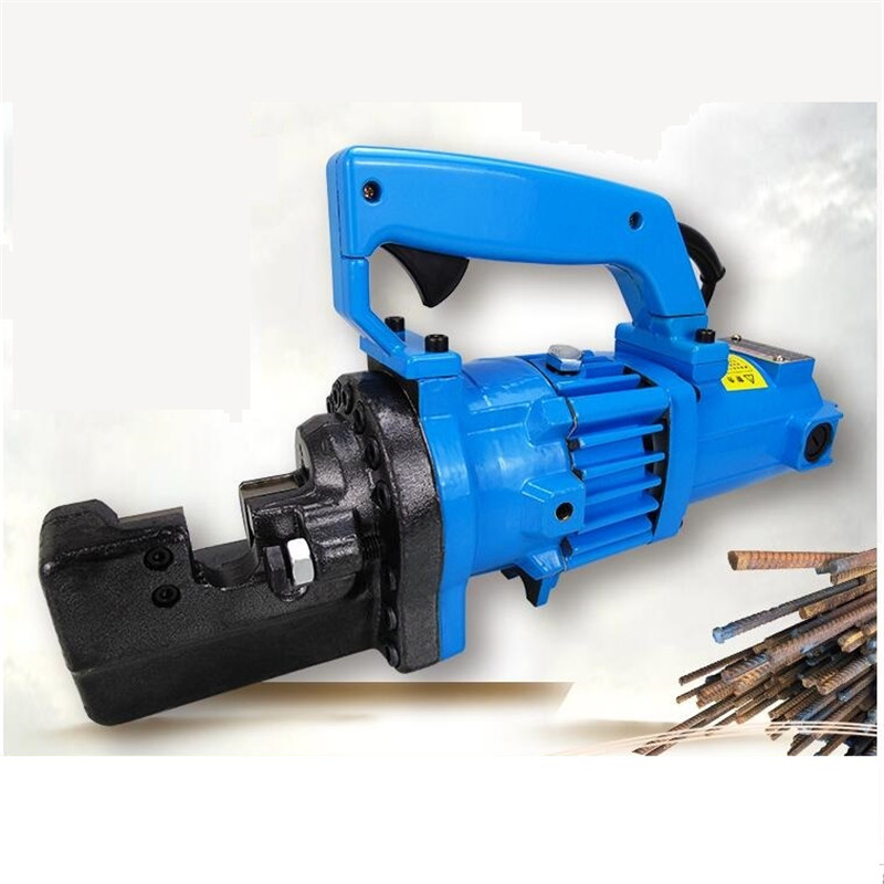 цена на RC-22 Portable Hydraulic Electric Rebar Cutting Machine and Hand-held Electric Steel bar Cutter 4- 22mm