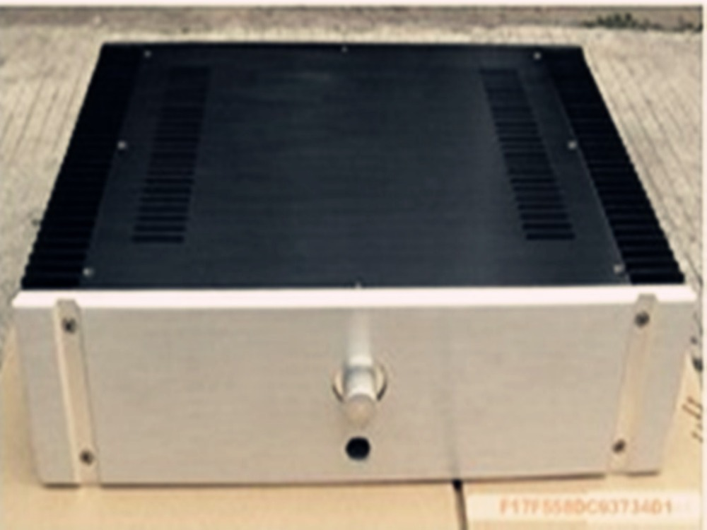 All-Aluminum Class A Amplifier Chassis / AMP Shell / Case / DIY Box (430 * 120 * 313mm)