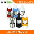 2017 joyetech ego uno mega v2 atomizador 4 ml tanque de ajuste para Ego uno mega V2 Starter kit 4 ml e-jugo Capacidad Cartomizer Original