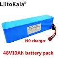 LiitoKala 48V 10ah 13s3p Высокая мощность 18650 батарея Электромобиль Электрический мотоцикл DIY батарея BMS защита