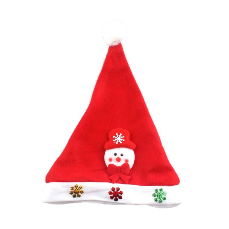 6355c6a0b534d Christmas Hats Newborn Baby New Winter Cute Hat Infant Toddler Boys Girls  Snow Man Santa Claus Moose Decoration Hats-in Hats   Caps from Mother    Kids on ...